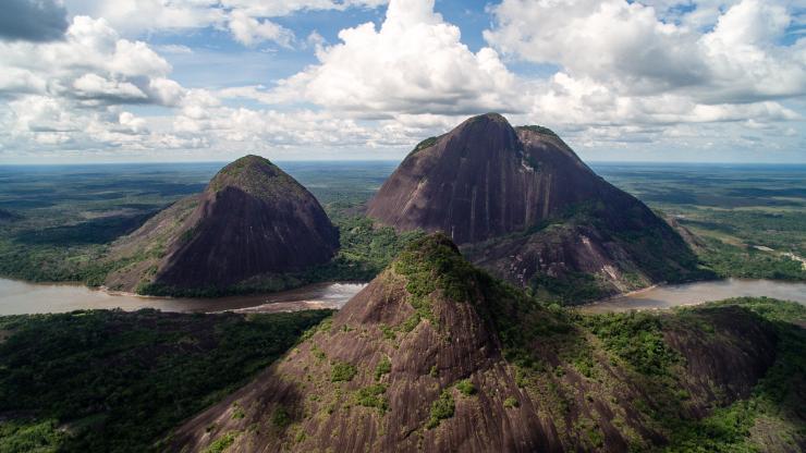 Orinoquia: Ecoturismo para vivir la naturaleza y la biodiversidad