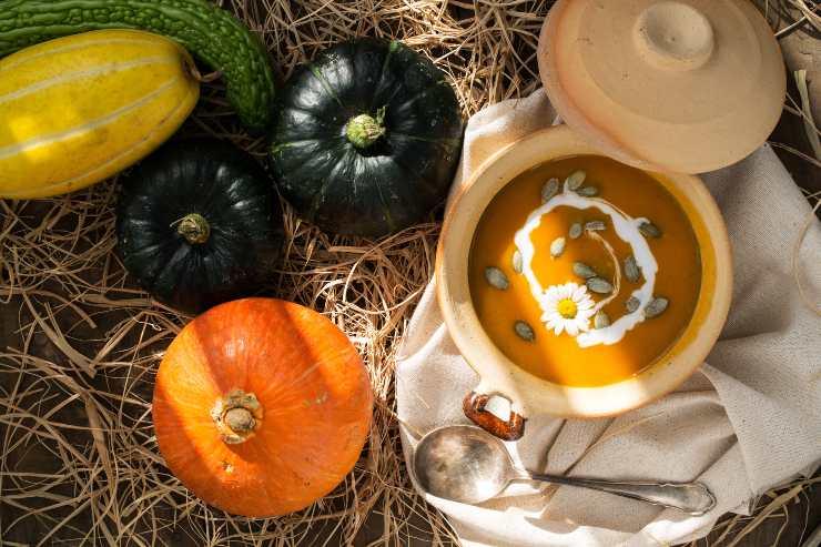 Verduras de otoño