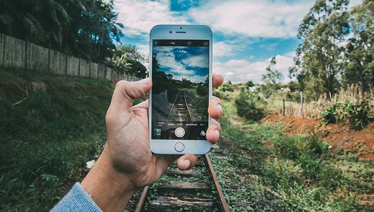 Descargando estas aplicaciones puedes controlar las configuraciones manuales de la cámara de tu móvil (Foto de Kaique Rocha - Pexels).