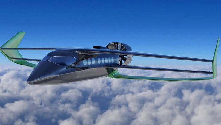 Faradair, el primer avión bioeléctrico que promete cero emisiones