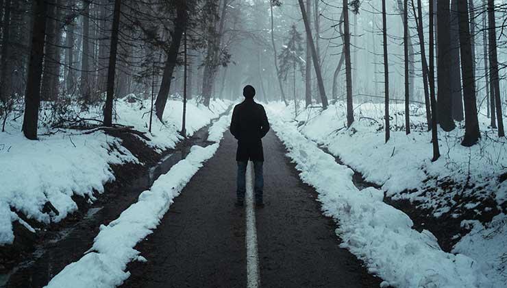 Según datos de la OMM febrero de 2021 fue un mes inusualmente frío (Foto de Domen Mirtič Dolenec - Pexels).