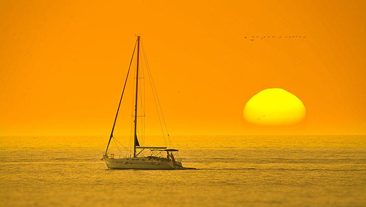 El mar Mediterráneo podría calentarse dos grados por siglo (Foto de Foto de GEORGE DESIPRIS - Pexels).