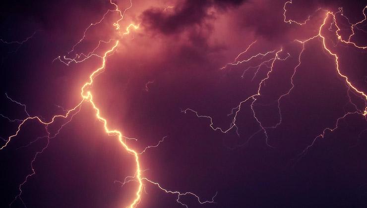 Las súper celdas son las responsables de las grandes tormentas en el planeta (Foto de Johannes Plenio - Pexels).