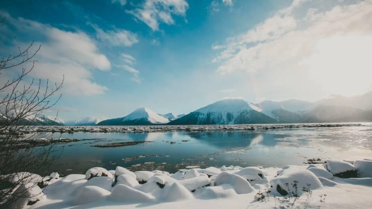 Deshielos en Alaska provocan terremotos
