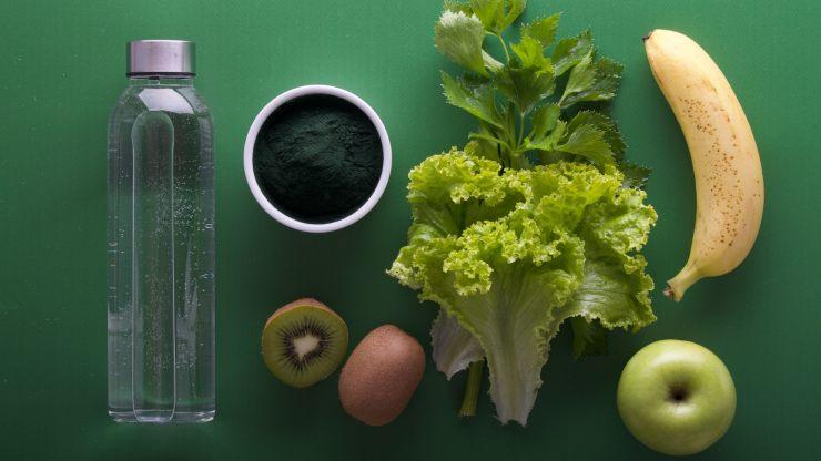 alimentación sana para incorporar vitaminas