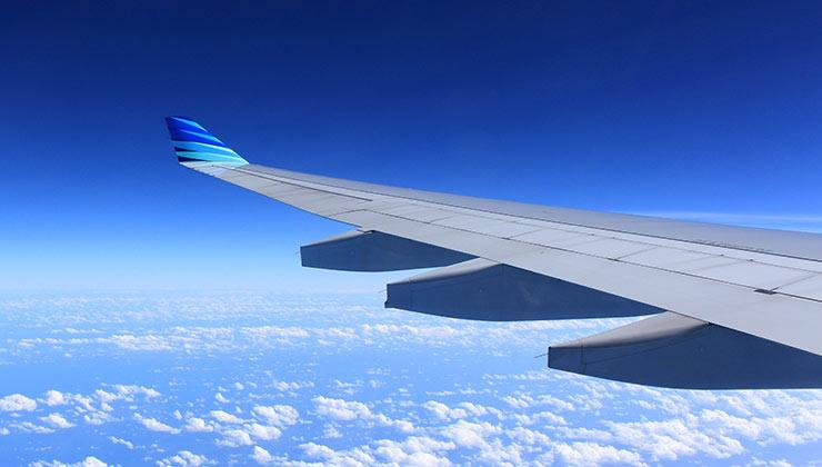 Francia busca eliminar vuelos domésticos cuyas rutas pueden ser cubiertas por viajes en tren de hasta dos horas y media (Foto de Pixabay - Pexels).