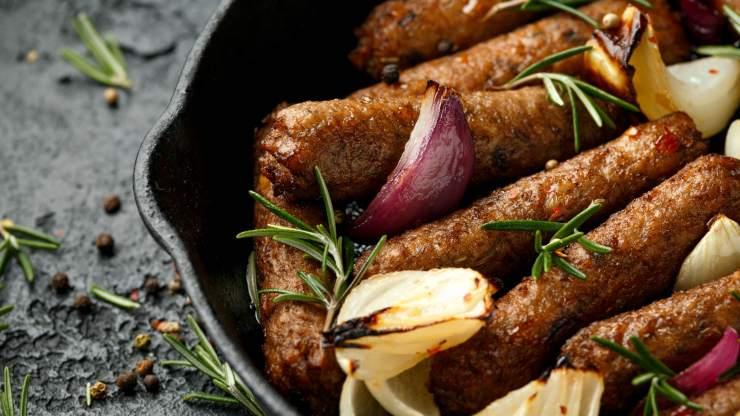 Receta: cómo hacer unos deliciosos chorizos veganos