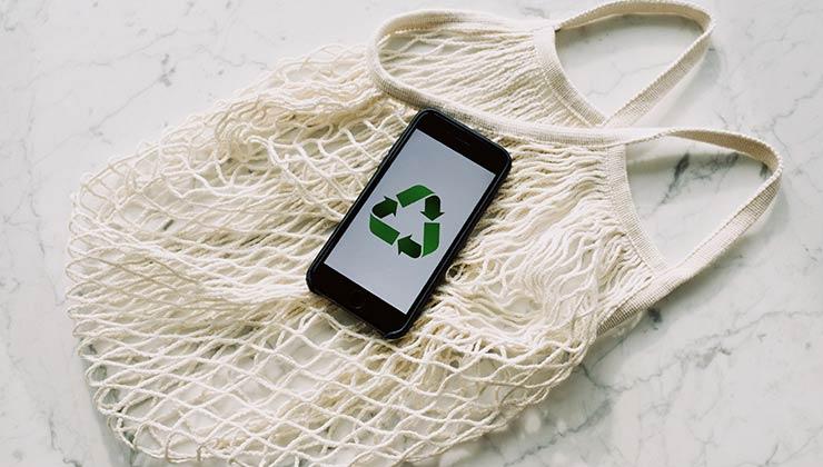 El consumo responsable es clave para lograr un planeta sostenible (Foto de Foto de ready made - Pexels).