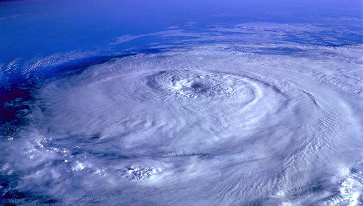 Los huracanes también son frecuentes en esta zona de Centroamérica (Foto de Pixabay - Pexels).
