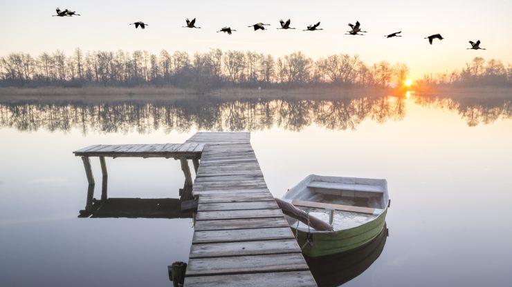 Un recorrido por los lagos más grandes del planeta