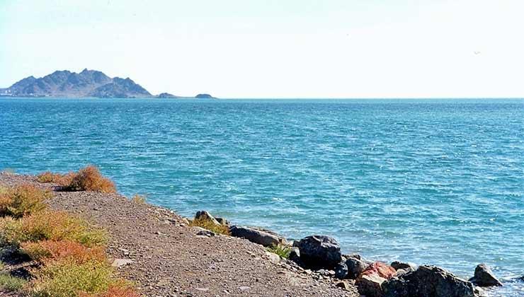En el peor de los escenarios el Mar Caspio podría perder una masa de agua considerable que afectaría las condiciones para la vida (Foto de Doron - Wikipedia).