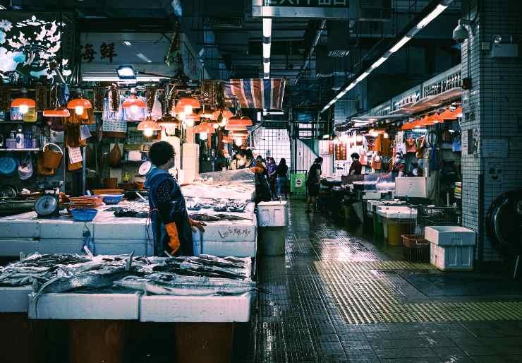 mercado mojado
