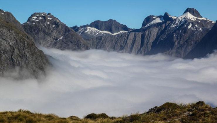 Mildford Track es una senda de ensueño para muchos amantes del senderismo (Foto de Departamento de Conservación de Nueva Zelanda).
