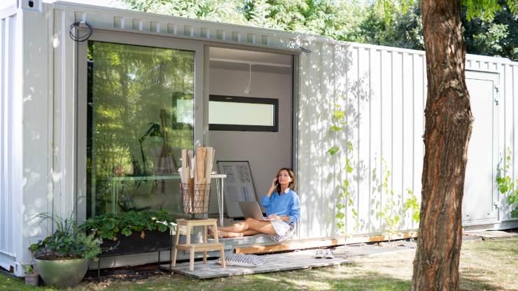 Construcción con containers: ¿una alternativa ecológica al uso del cemento?