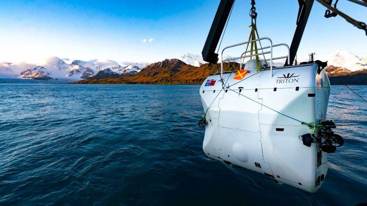 Five Deeps: ¿Cuáles son los puntos más profundos del océano?