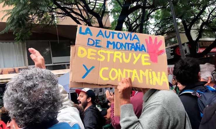 Argentina: Fuerte oposición ciudadana a una autovía que minará bosque nativo