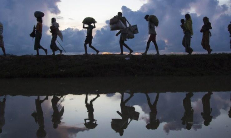 el drama de los desplazados ambientales