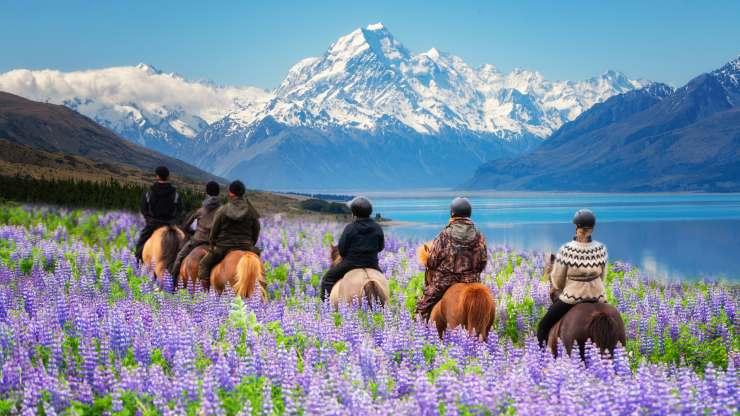 Encantos naturales de Nueva Zelanda