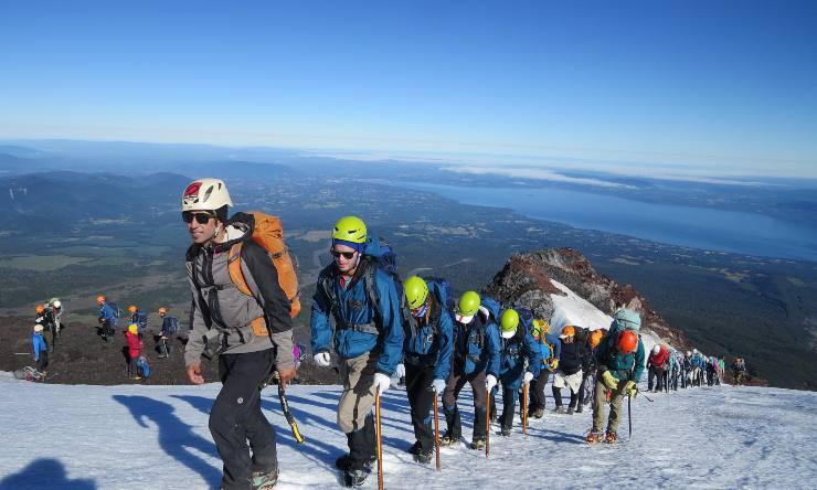 ecoturismo en sur de Chile