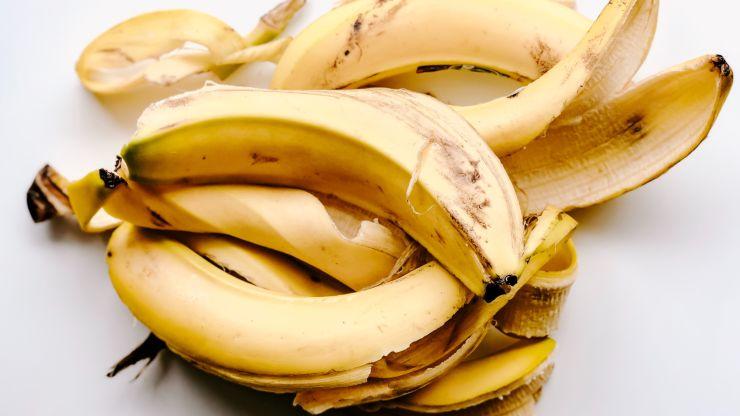 Con estas recetas ya no tirarás las cáscaras de banana