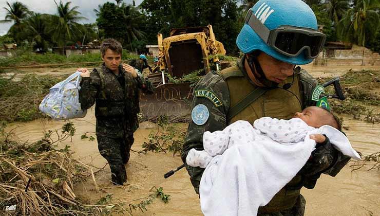 La ONU asegura que el Personal de Paz ha salvado un sinfín de vidas desde su creación (Foto: un.org).