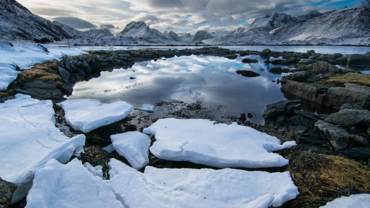El 10% de los hielos glaciares desaparecería en los próximos 30 años
