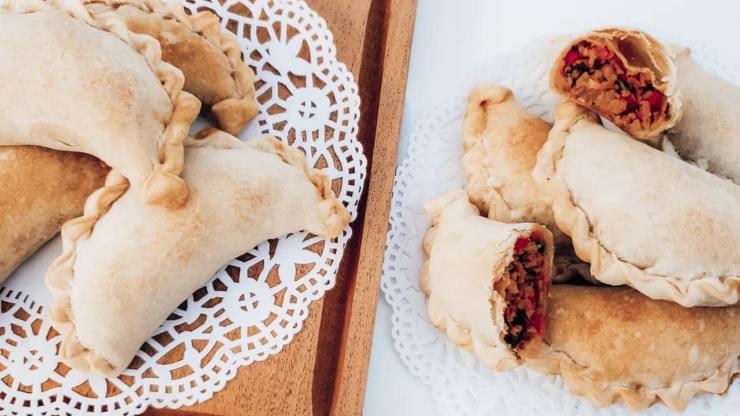 Recetas para hacer dos clásicas empanadas de carne en versión vegana