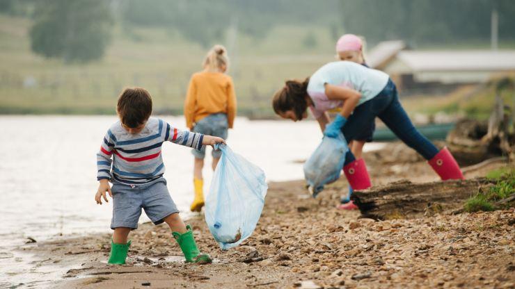El valor de las familias en la construcción de una ciudadanía ambiental