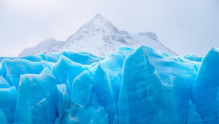 El estudio determinó que en los últimos años los glaciares pierden más masa de hielo (Foto: Pixabay - Pexels).