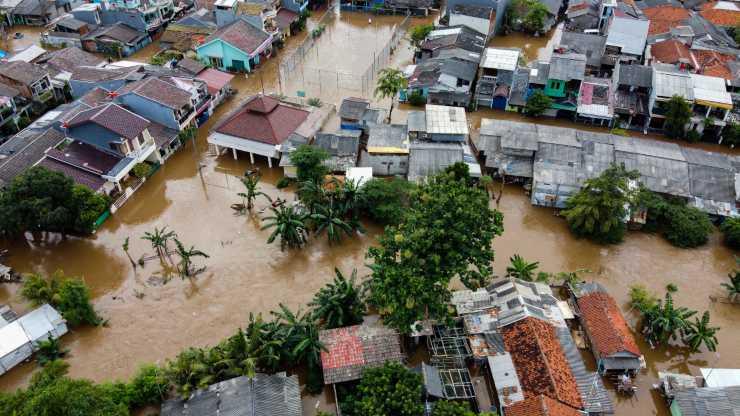 La emergencia climática empuja a la pobreza a millones de desplazados
