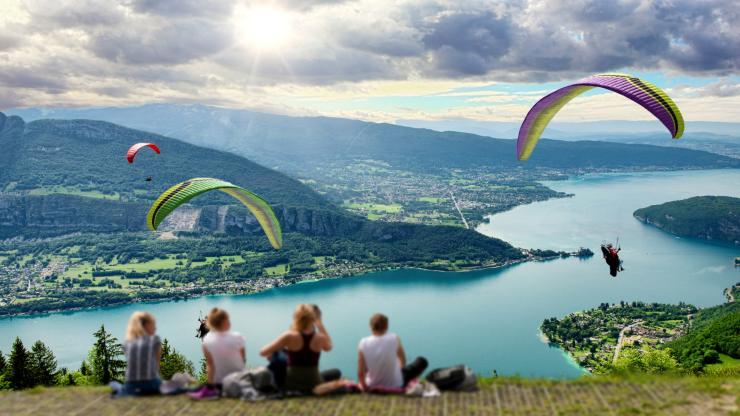 Parapente: sitios alrededor del planeta para disfrutar de hermosos vuelos