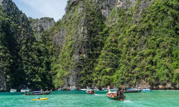 El paraíso tailandés de Phuket