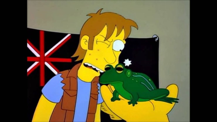 Especies invasoras: 3 veces en que Los Simpson mostraron su impacto