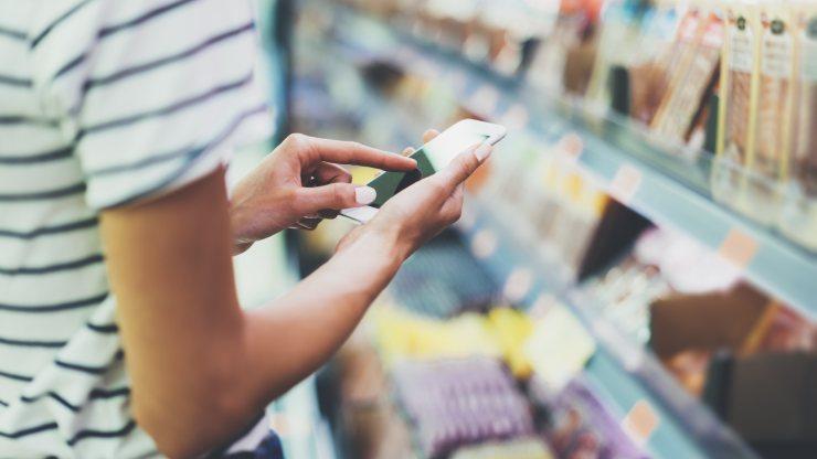 apps para leer el etiquetado de alimentos