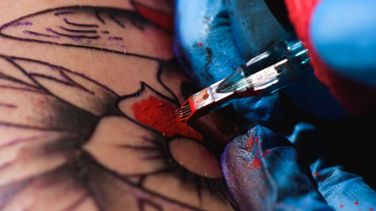 Tintas veganas, una alternativa saludable a la hora de hacerte un tatuaje