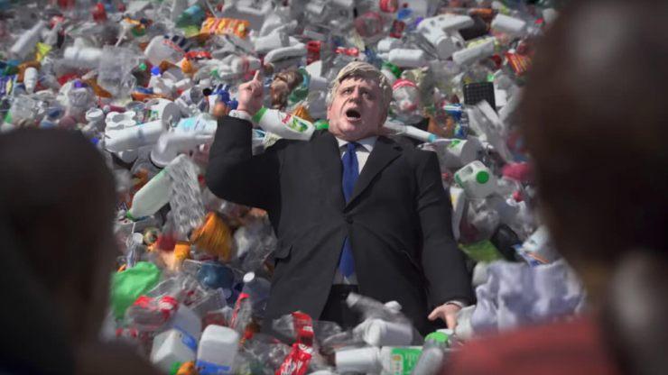 Desechos plásticos: Contundente campaña desenmascara al Reino Unido