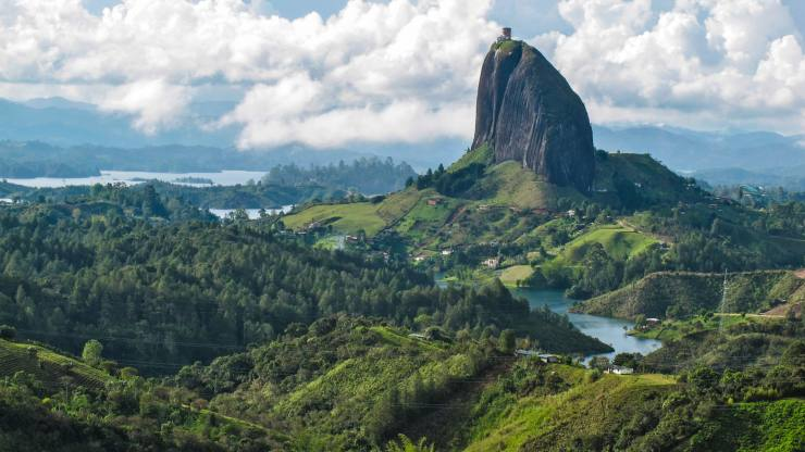 Colombia: Pura riqueza natural para amantes del ecoturismo