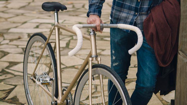 Las bicicletas fixie se imponen para moverse en las ciudades
