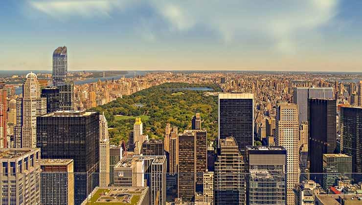 Vivir en los alrededores del Central Park, en Nueva York, tiene un costo de vida multimillonario (Foto: Pixabay - Pexels).
