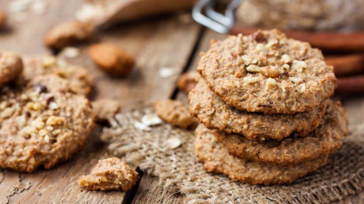 Cómo hacer galletas de avena y almendras sanas, ricas y veganas