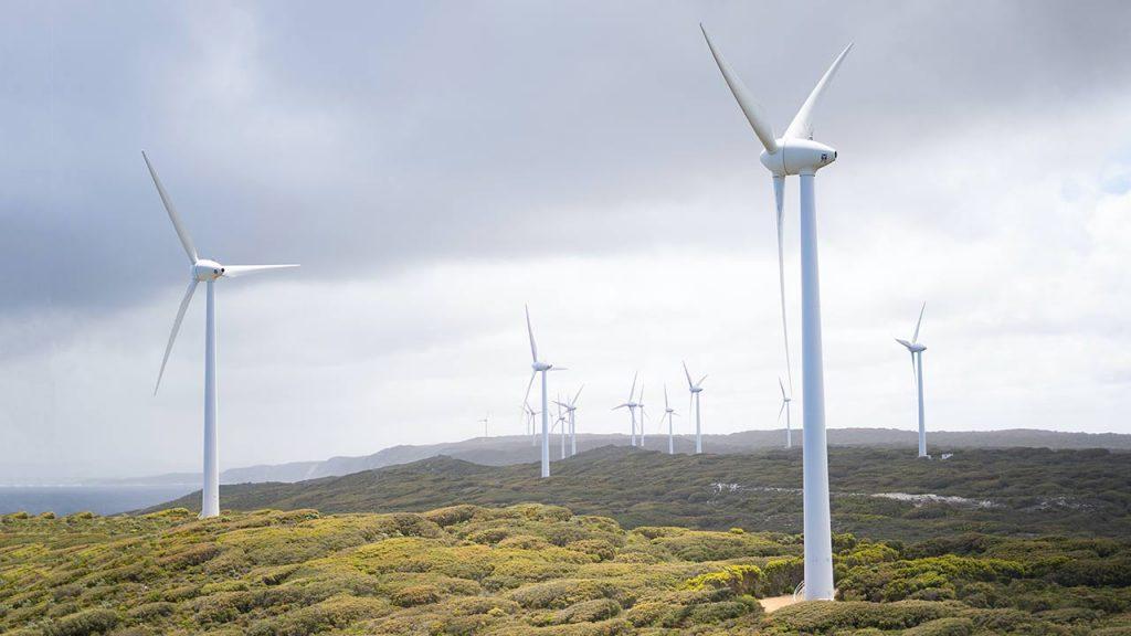 El viento es una gran fuente de energía alternativa. Las granjas eólicas son cada vez más año tras año (Foto: Harry cunningham - Pexels).