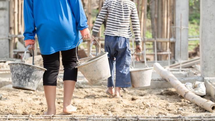El trabajo infantil afecta a más de 160 millones de niños y niñas en el mundo